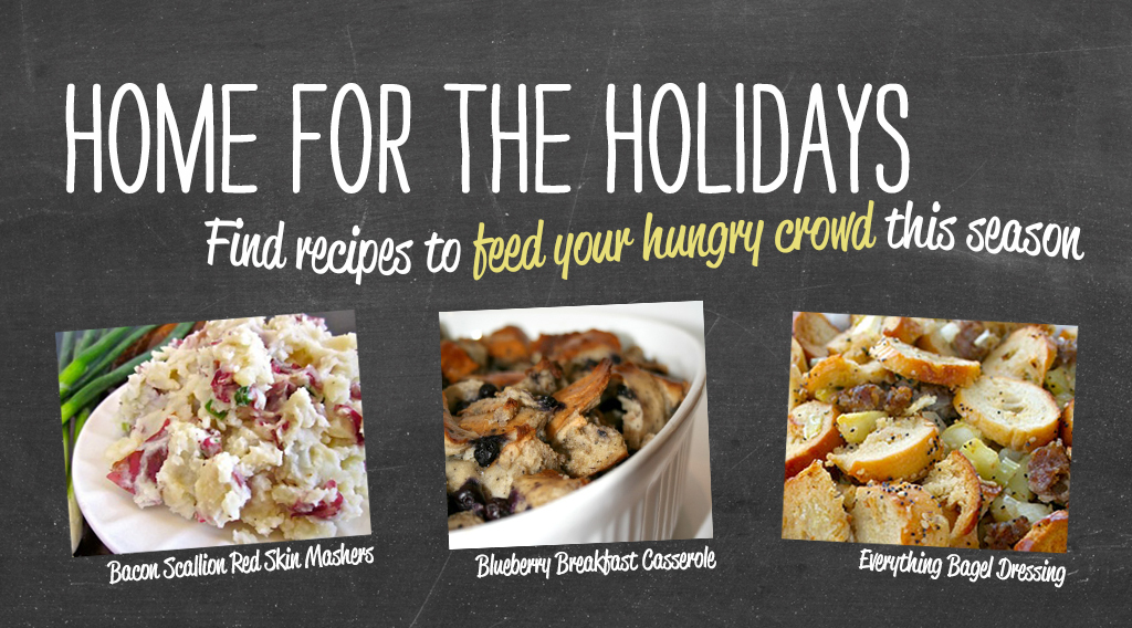 Recipes holiday web image