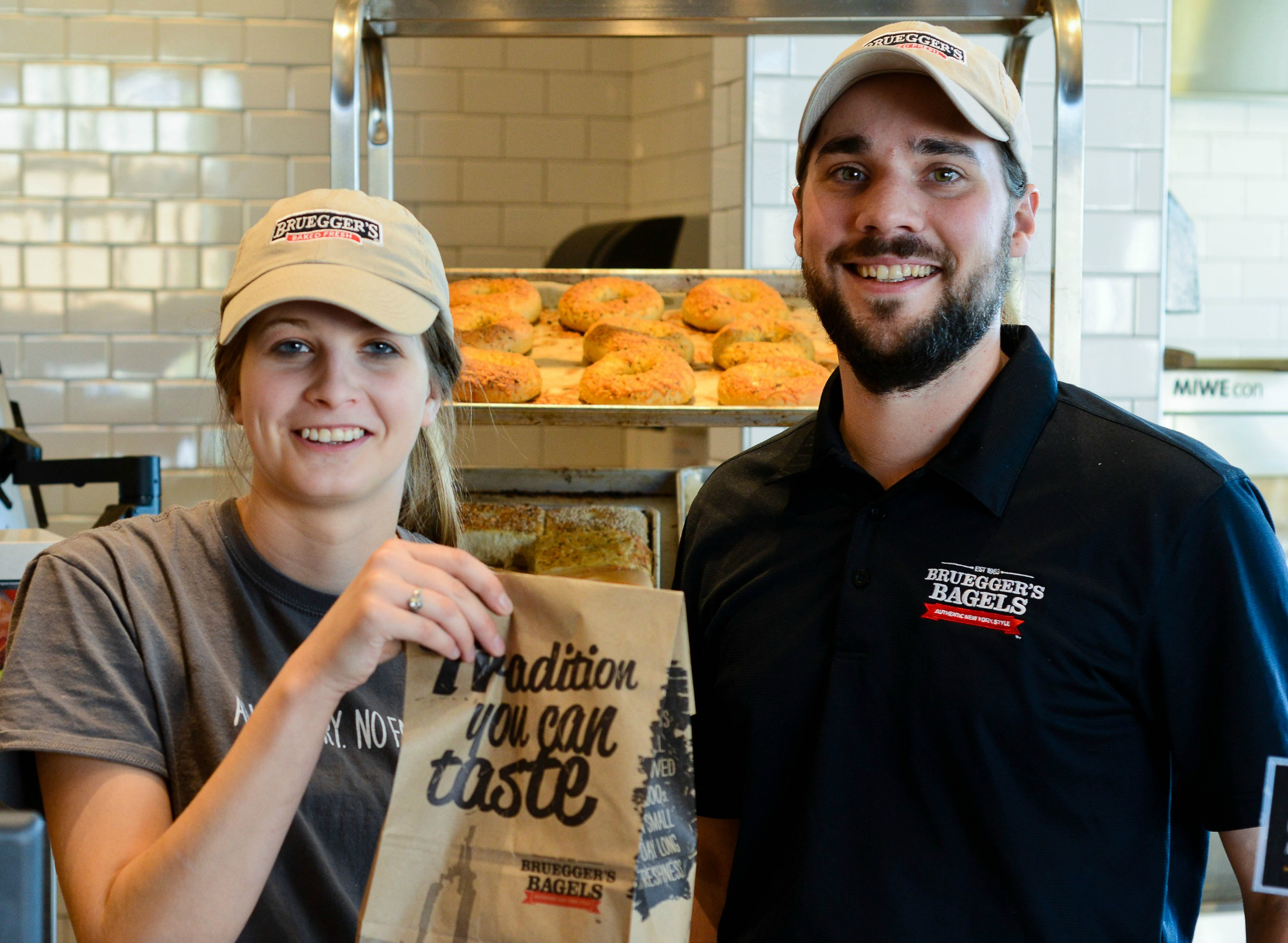 Tradition you can taste - careers at Bruegger's