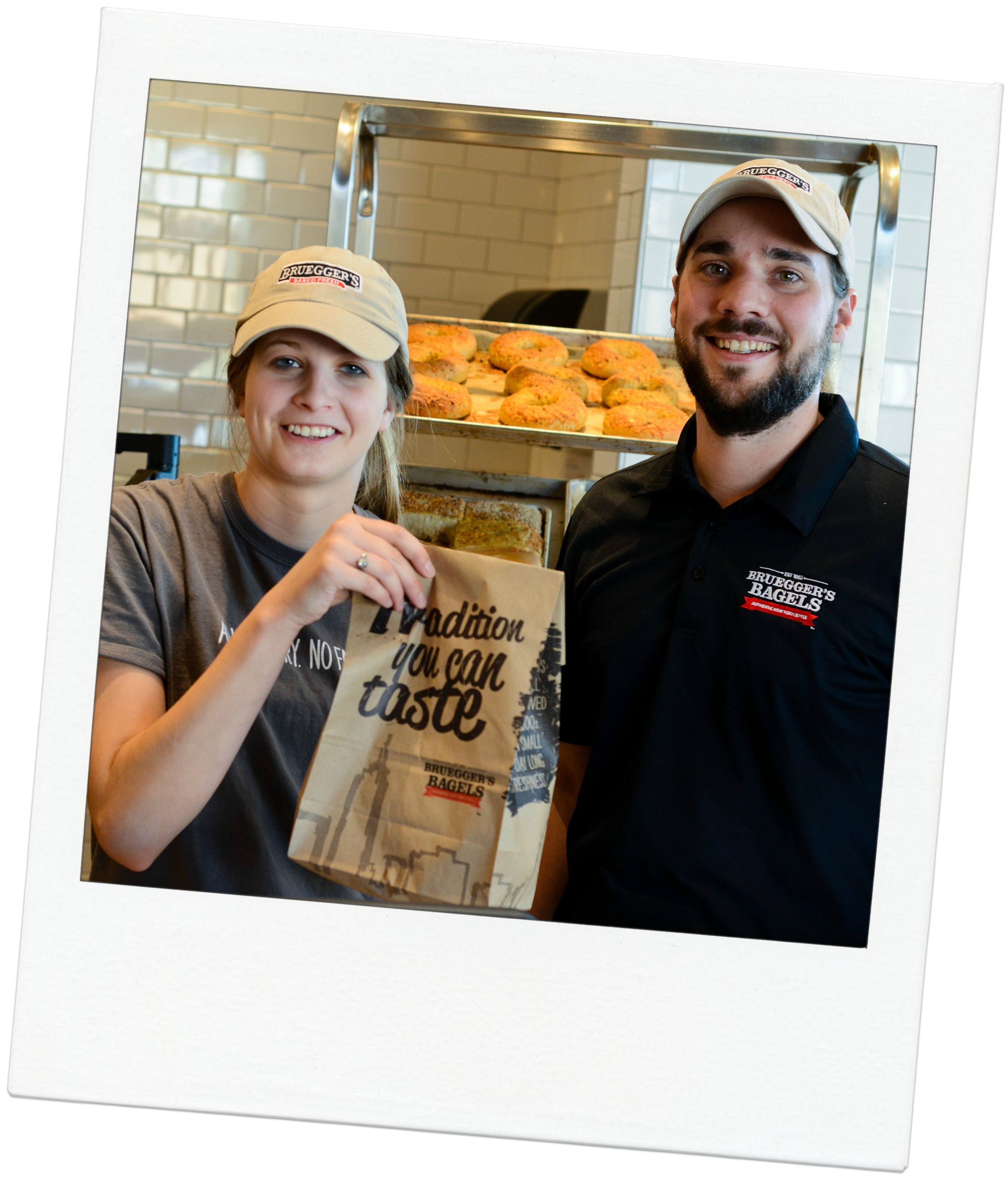 Start your career at Bruegger's