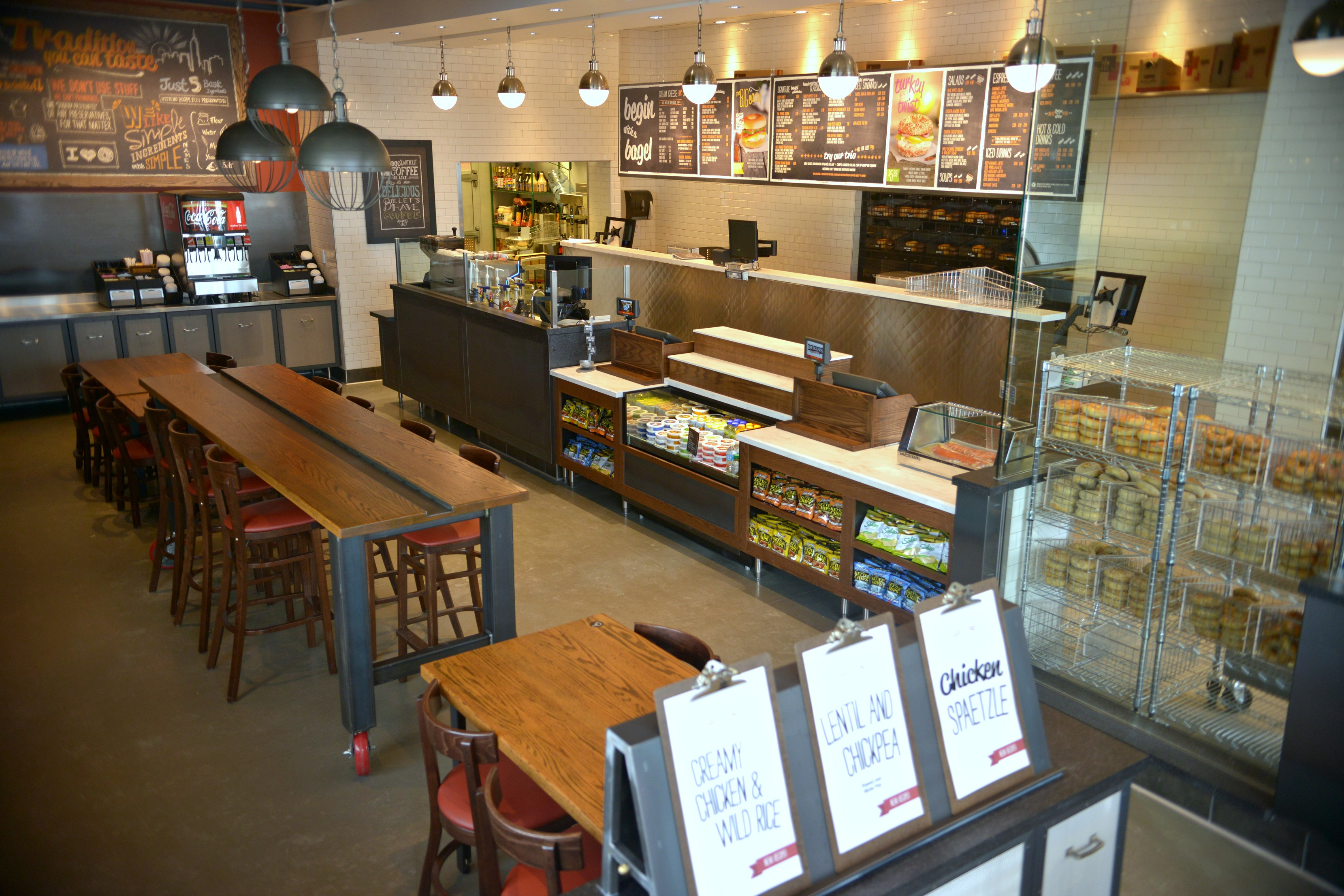 Bruegger's Bagels | Commerce Hill, Woodbury MN