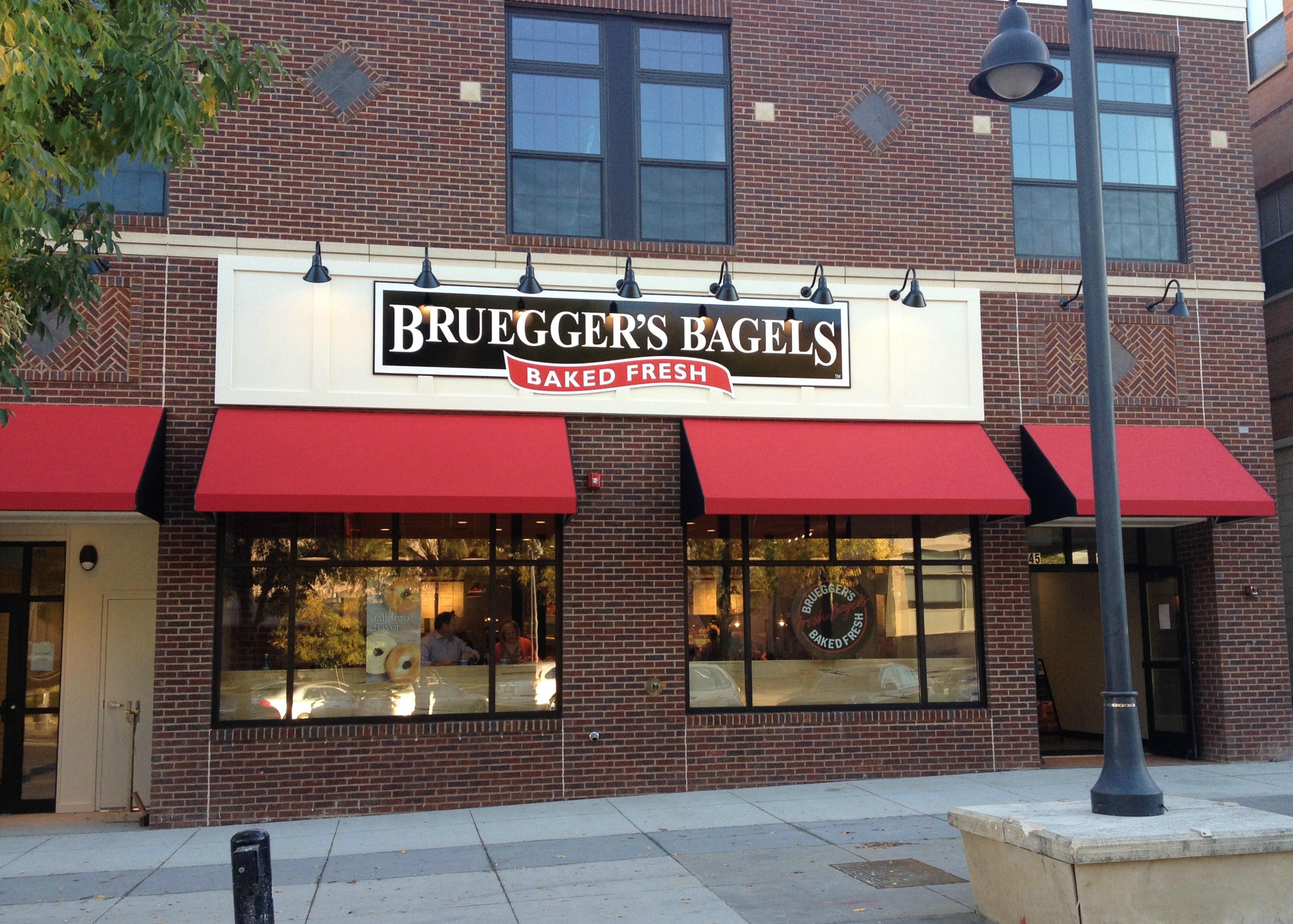 Bruegger's Bagels | Iowa City, IA