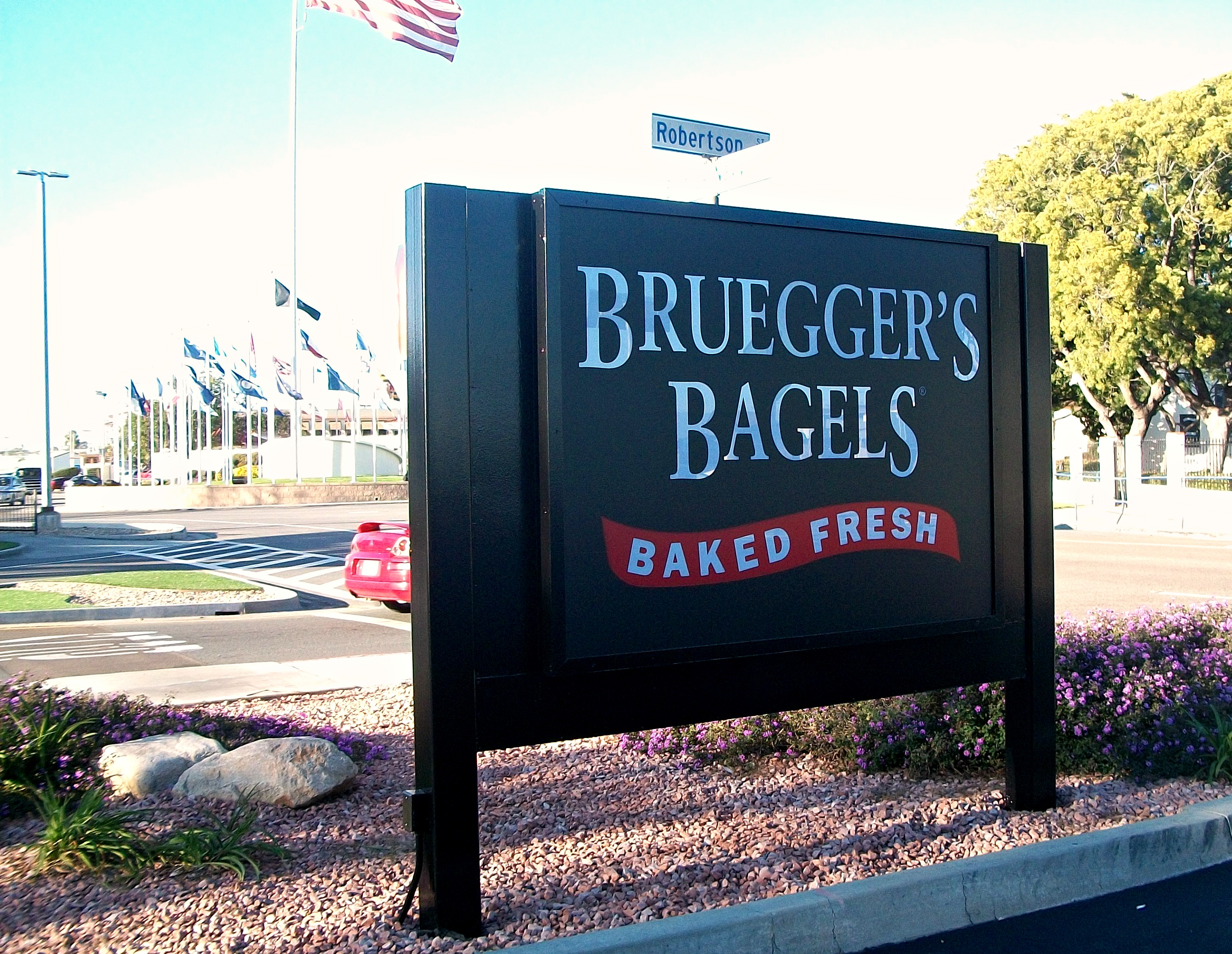 Bruegger's Bagels | Naval Base, San Diego, CA