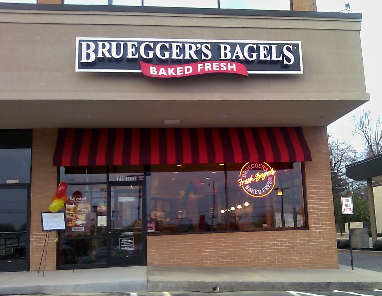Bruegger's Bagels | Post Square, Nashville, TN