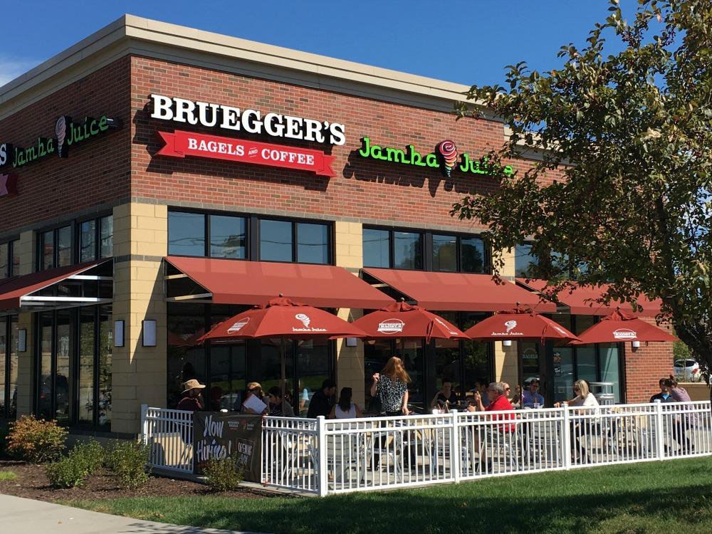 Bruegger's Bagels   South Riverside, Iowa City