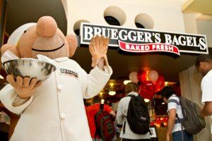 Bruegger's Bagels | VA Tech Food Court