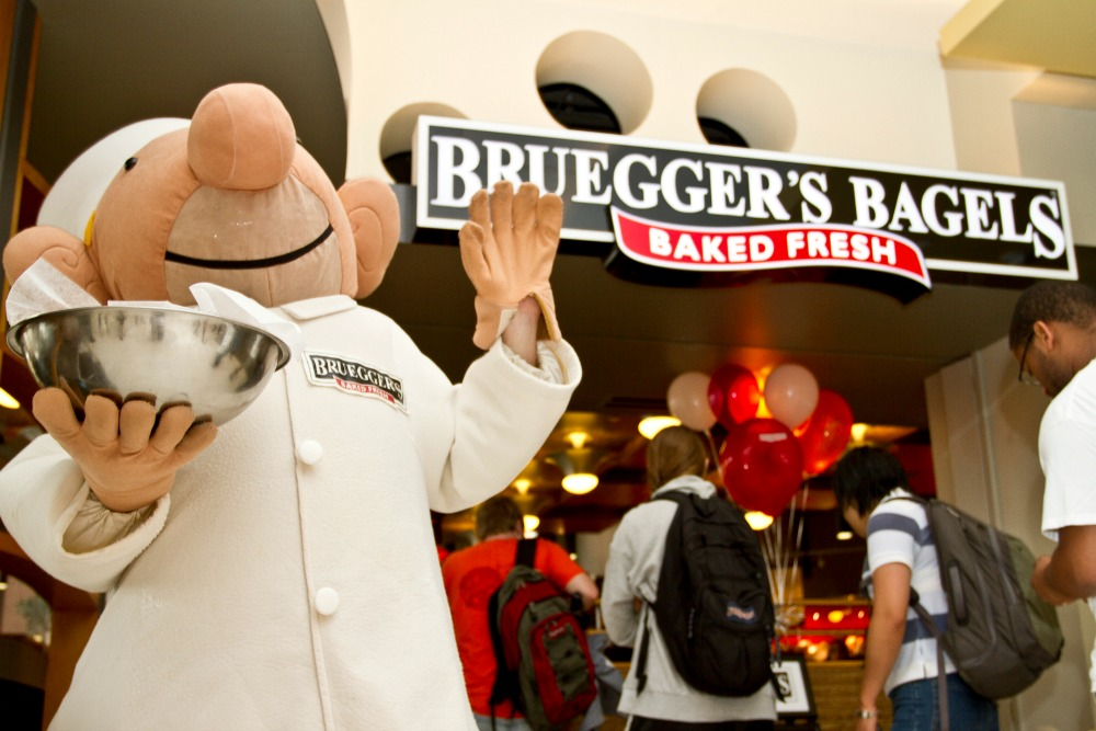 Bruegger's Bagels | VA Tech Food Court
