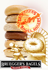 Bruegger's Bagels - best bagel shop about us