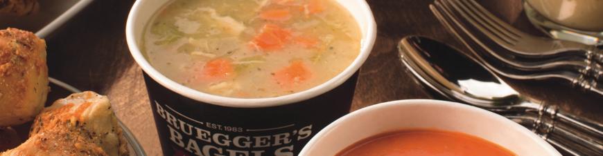 Bruegger's Signature Soup