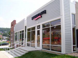 Bruegger's Bagels   Columbia Square, Cincinnati, OH