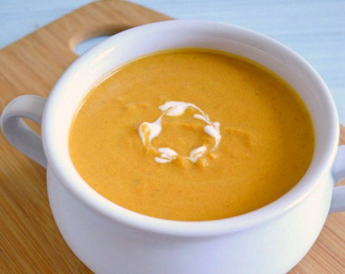Recipe | Winter Pumpkin Soup | Bruegger's Bagels