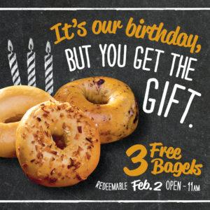 01.17.17 3 Free Bagels Social Post 1080x1080