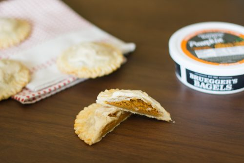 Pumpkin Cheesecake Hand Pies