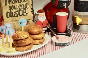 Holiday Coffee & Hot Cocoa Bar
