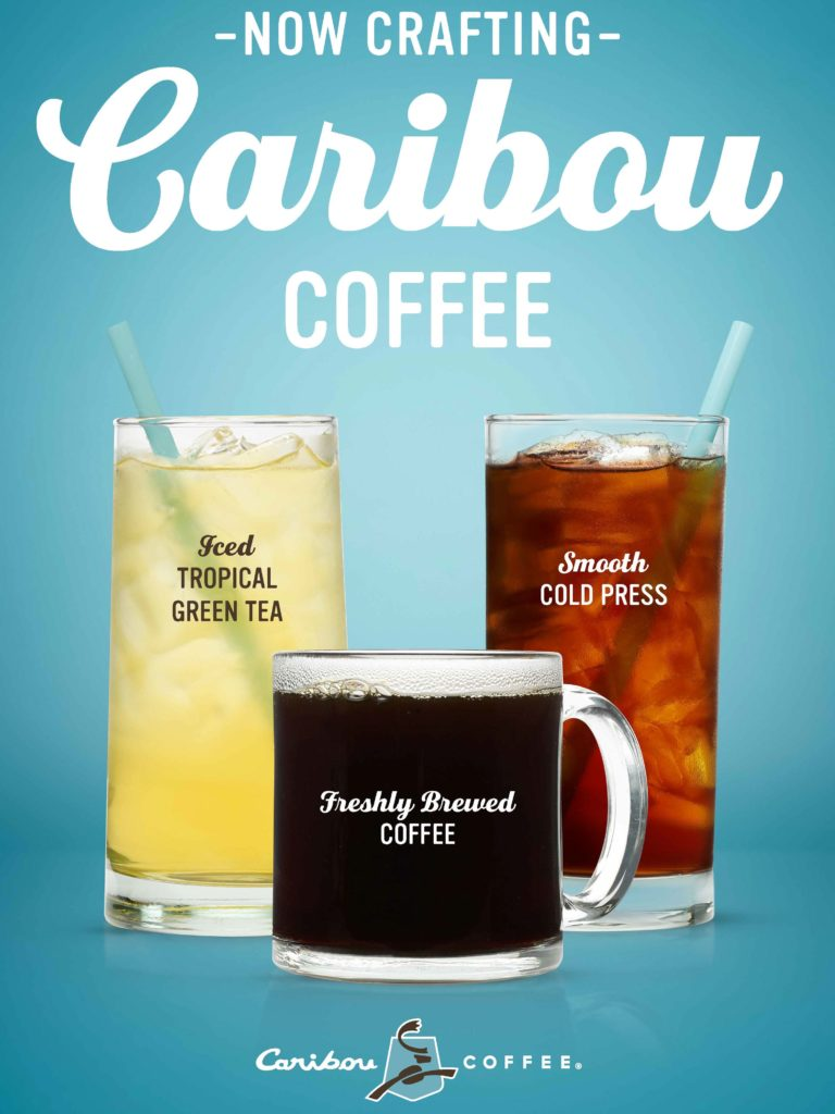 Now Crafting Caribou Coffee