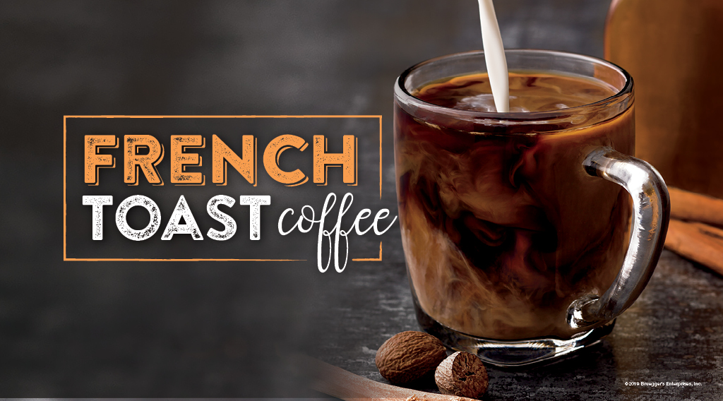 French Toast coffee is back in select bakeries.