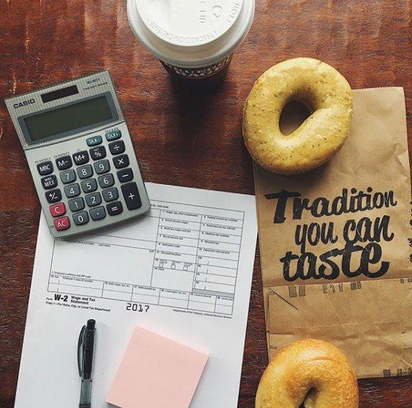 tax break food deals