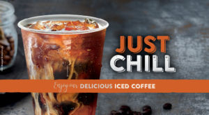 Cool down this summer with your favorite blend on ice!
